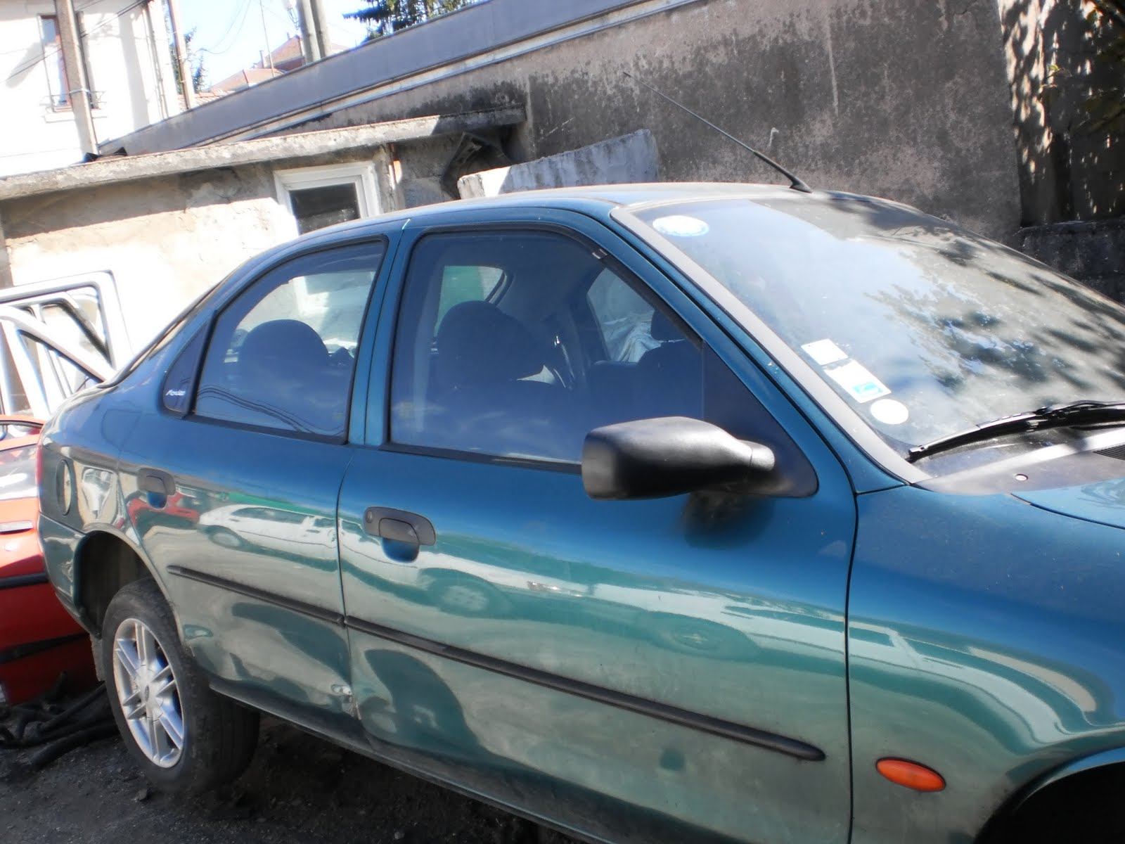 CAR EXPORT BADER DIJON PIECES DETACHEES DOCCASION