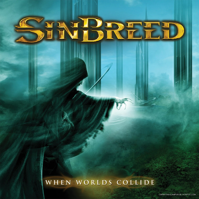 SinBreed - When Worlds Collide 2010 English Christian album  download