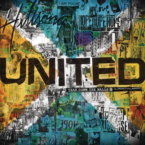 Hillsong United – Across the Earth : Tear Down The Walls