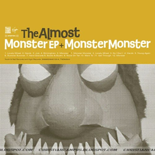 The Almost – The Monster EP