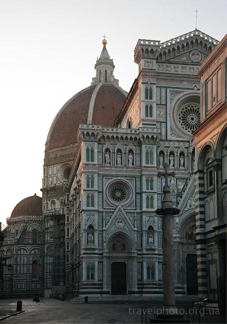 Флоренция, достопримечательности, Санта Мария Дель Фьоре