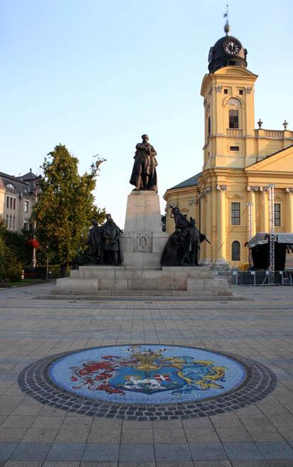 Памятник Кошуту