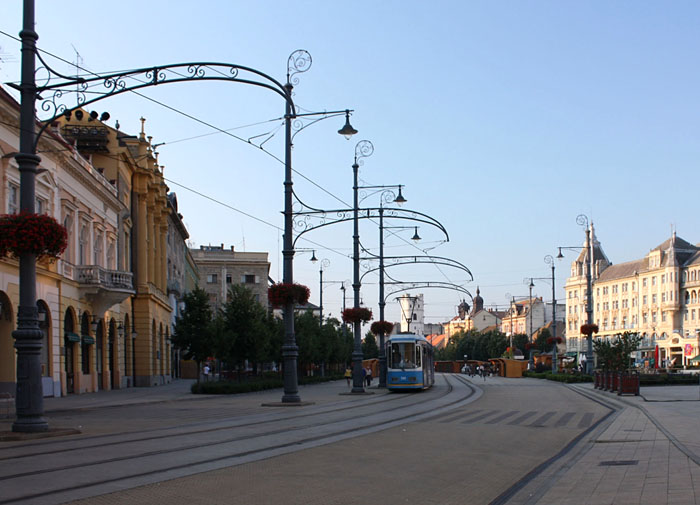 Улица Пиац