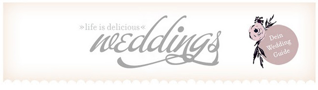 life is delicious/weddings