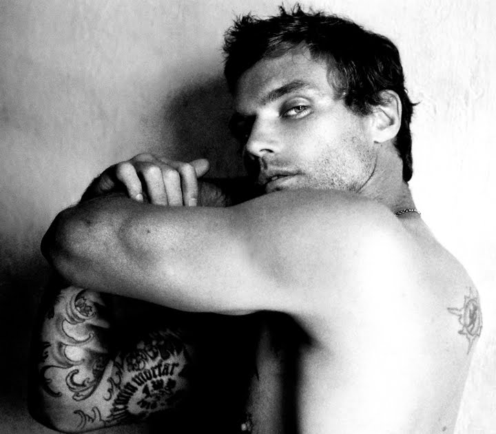 #tattooed men #hunks