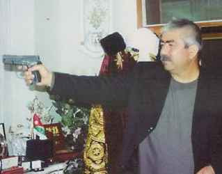 General Abdul Rashid Dostum (born 1954) is the Deputy Defense Minister of Afghanistan and an Uzbek warlord.