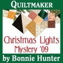 Quiltmaker's Mystery by Bonnie Hunter