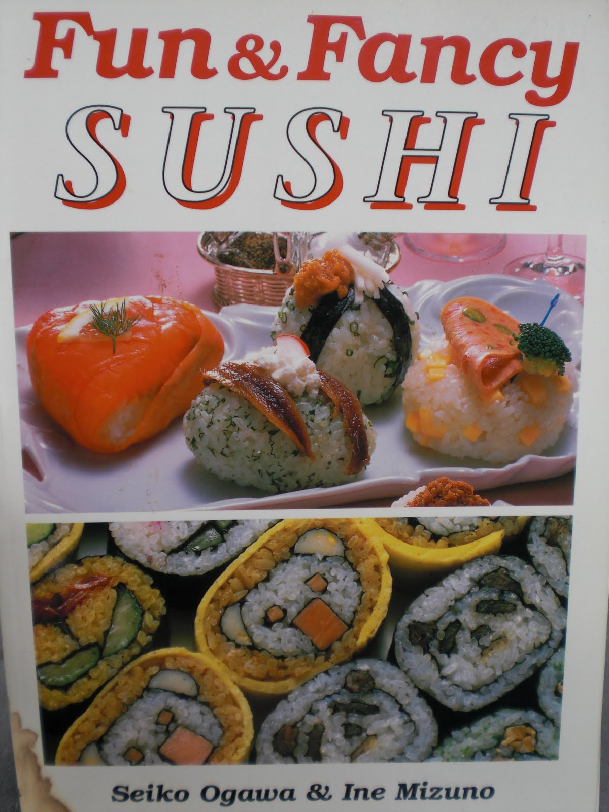 DISPOSABLE AARDVARKS INC BOOK REVIEW FUN FANCY SUSHI