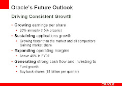 Oracle's Future Outlook