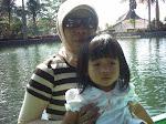 Bersama putriku