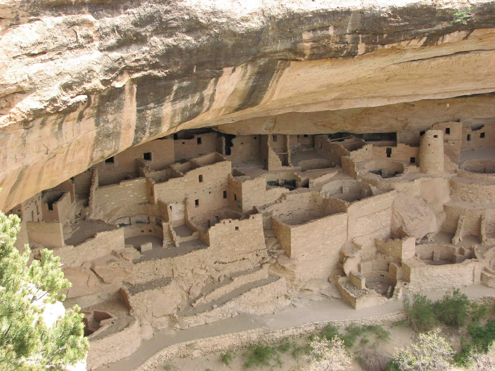 indian adobe houses