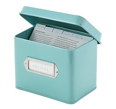Recipe card holder discontinued