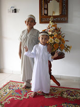 Danial and Haziq