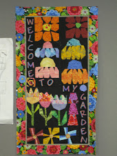 Flower Power sampler by Kathy