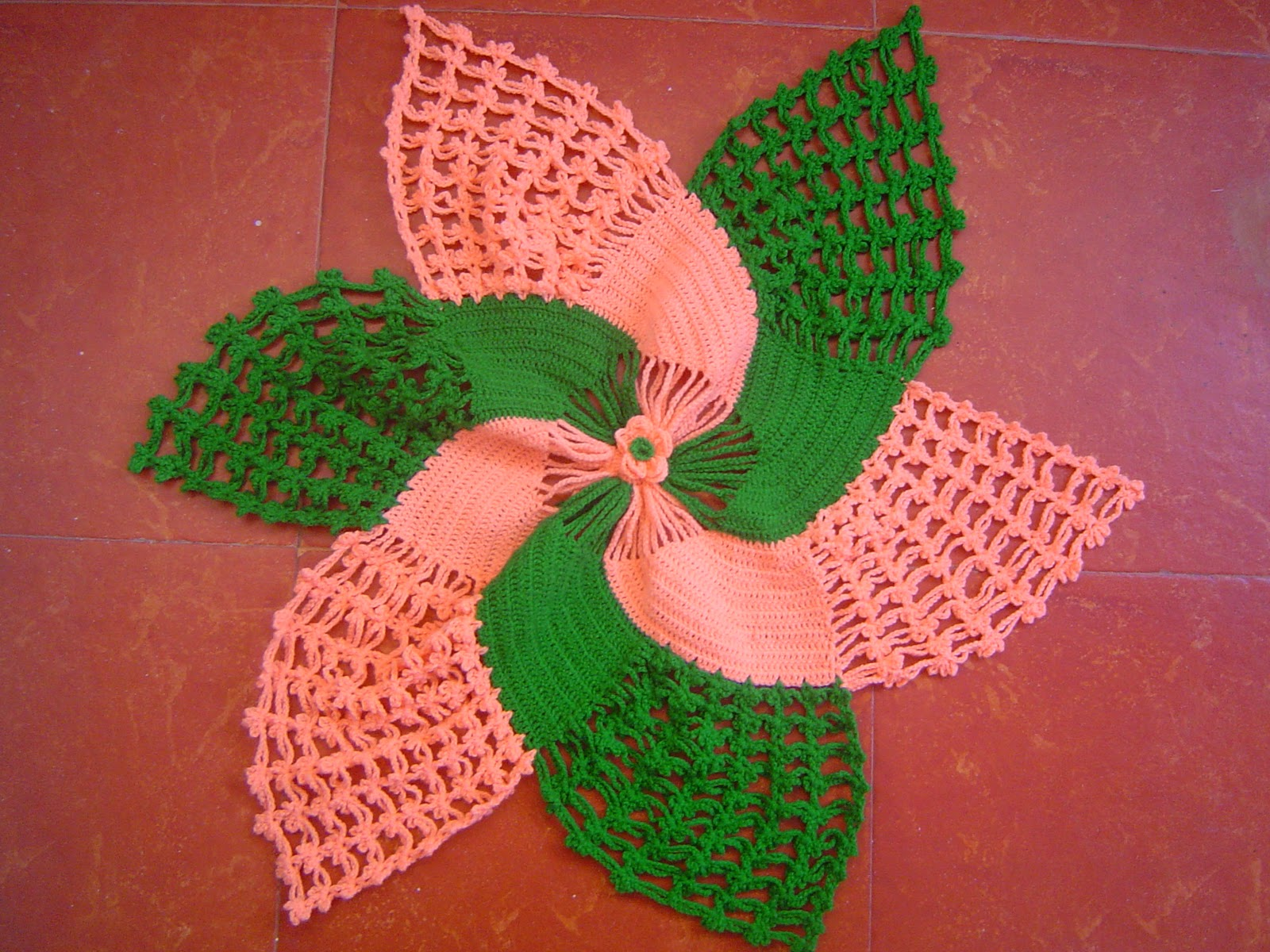 Crochet Work : Creative Usha: Crochet Work