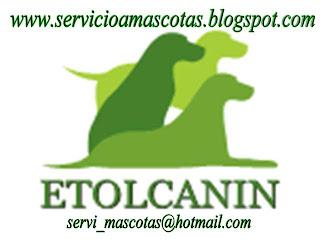 SERVICIO A MASCOTAS