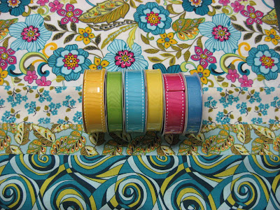 Summer Solstice Teal Fabric - Gorgeous!