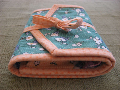 Quilted Sewing Kit