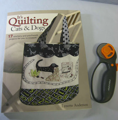It's Quilting Cats & Dogs - A book review