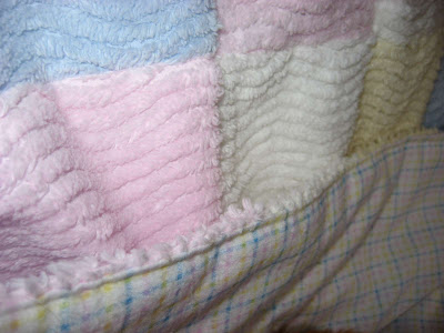 Easy Cozy Baby Blanket