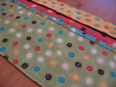 Crochet Needle Roll