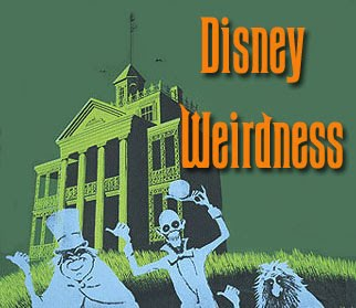 Disney Weirdness