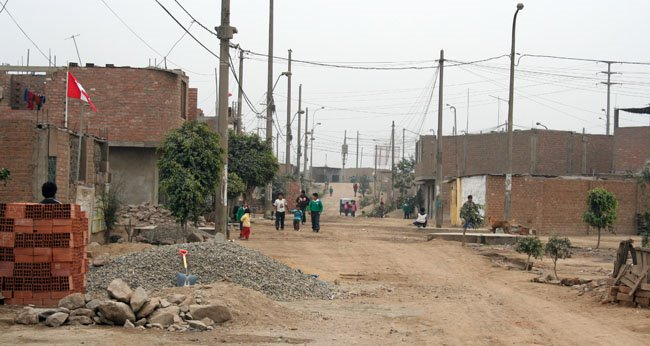 nuestra calle en las brisas