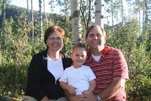 Grandma Lu, Max, and Pa