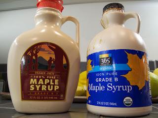Buy grade b maple syrup