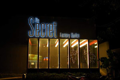 The Secret Factory Outlet Bandung
