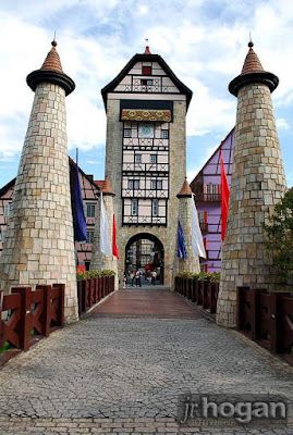 Berjaya Hills Resort Entrance