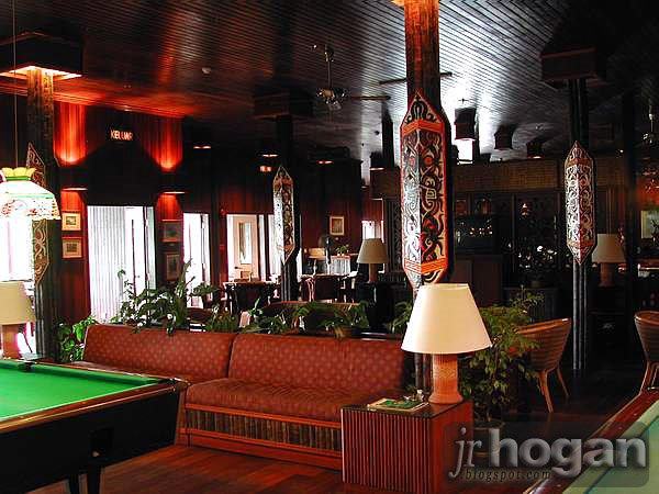 Hilton Batang Ai Wong Irup Lounge