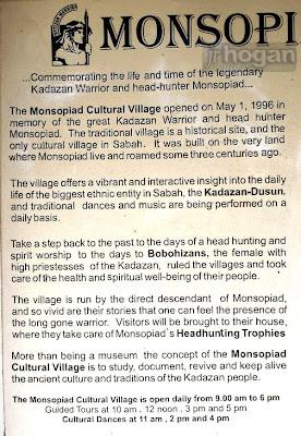 Monsopiad Information