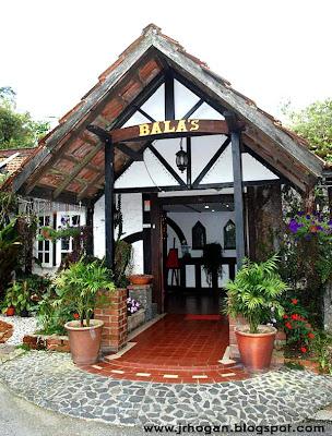Bala's Chalet Cameron Highlands