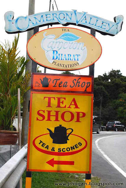 Bharat Tea Shop Cameron highlands