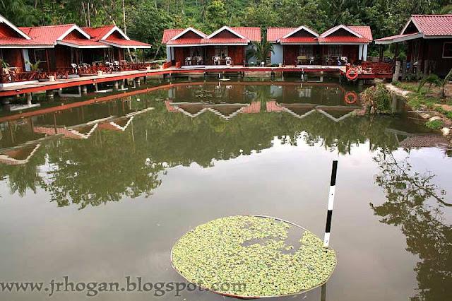 Paya Beach Resort At Tioman Island