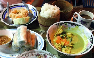 Laos Food Picture