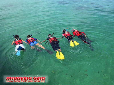 Pulau Manukan Island Sabah