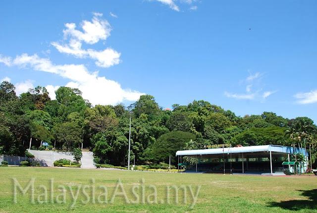 Merdeka Field in Kota Kinabalu