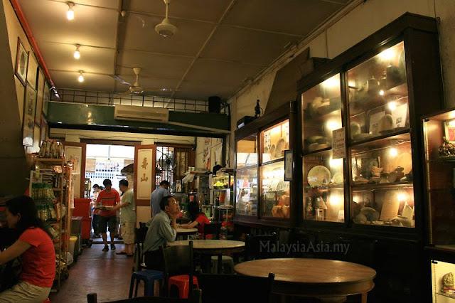 Jonker Dessert Cafe Melaka