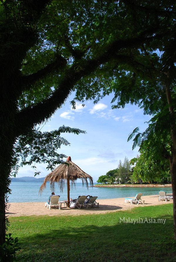 Rebak Island Resort in Langkawi TAJ