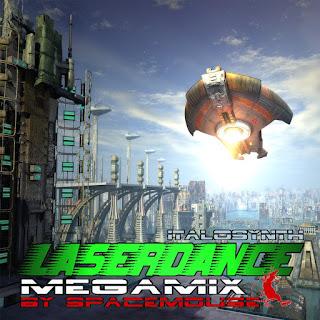 Laserdance Fear Remix Battle Cry Remix