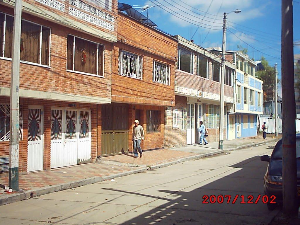 Fotos tomadas por jorge alberto baron desde 2008 con una for Barrio ciudad jardin sur bogota