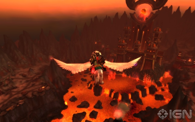 world of warcraft cataclysm worgen. World of Warcraft: Cataclysm