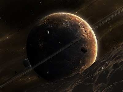 Hd Wallpapers Universe. HD Universe Planets Digital