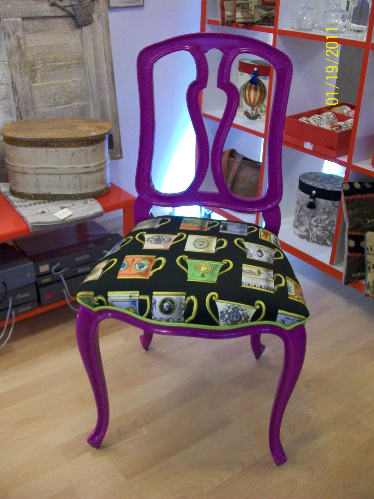 L 39 chaise relooker - Relooker une chaise en bois ...