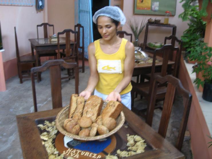 Cris e os pães integrais