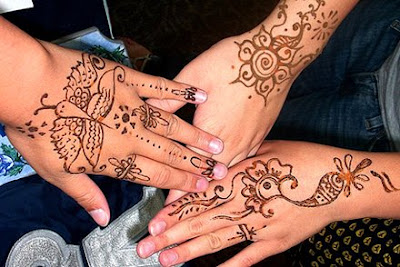 picture of henna tattoo patterns