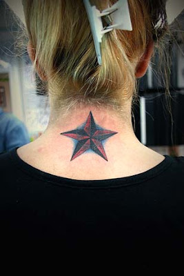 pictures of nautical star tattoos
