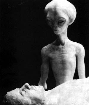 Evidencia extraterrestre